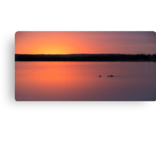 Sanctuary for the Hunted Canvas Print