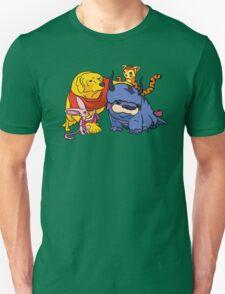 Naga the Poohlar Bear Dog & Friends T-Shirt