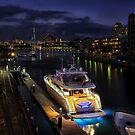 Jones Bay Wharf by andreisky