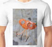 beautiful orange flower Unisex T-Shirt