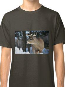 White Tail Deer Classic T-Shirt
