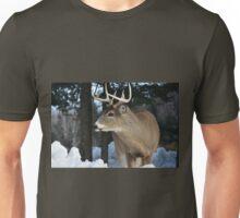 White Tail Deer Unisex T-Shirt