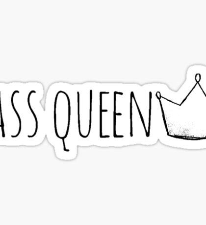 Sass Queen Sticker
