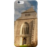 Minster Abbey  iPhone Case/Skin