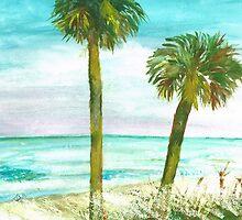 Deserted Island by Teresa White