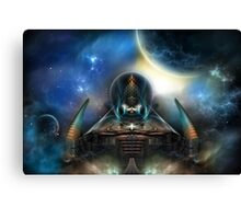 Tamalin 5 Canvas Print