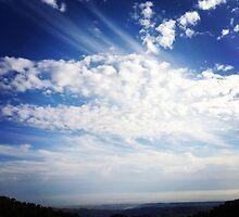 Dragon cloud by AngieRocksArt