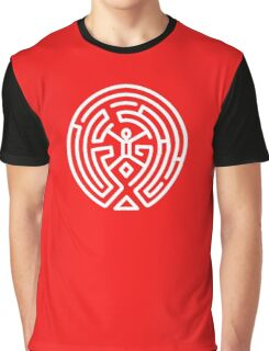 Westworld Maze Original Graphic T-Shirt