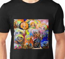 A Gaggle of Girls Unisex T-Shirt