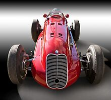 1939 Maserati 8CTF Race Car I by DaveKoontz