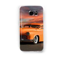 1950 Mercury Custom Sedan Samsung Galaxy Case/Skin