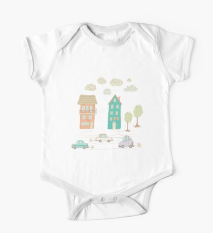 Childs street One Piece - Short Sleeve