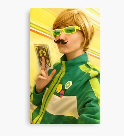 Advent Calendar Cosplay - 11|12 Chie Canvas Print