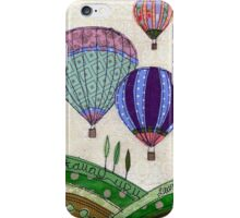 """Up, Up & Away""  iPhone Case/Skin"