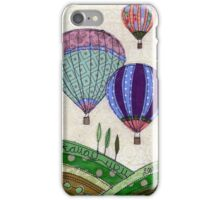 """""""Up, Up & Away""""  iPhone Case/Skin"""