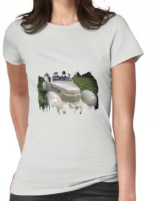 1936 Cord Automobile Womens Fitted T-Shirt
