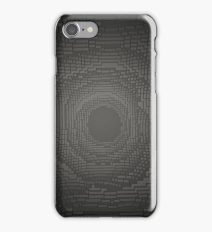 Voxel Hole iPhone Case/Skin