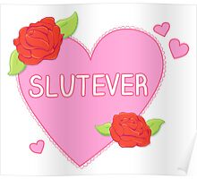 Slutever Heart Poster