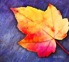 A Colorful Fall Memory by Anita Pollak
