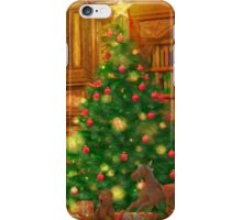 Christmas Fireplace iPhone Case/Skin