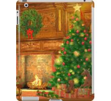 Christmas Fireplace iPad Case/Skin