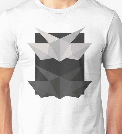 Lemaitre structure B&W Unisex T-Shirt