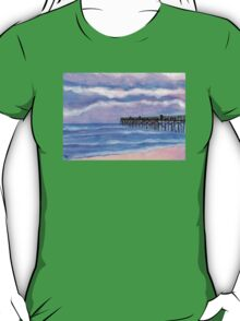 Flagler Beach Pier' T-Shirt