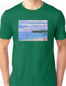 Flagler Beach Pier' Unisex T-Shirt