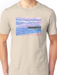Flagler Beach Pier' Unisex T-Shirt