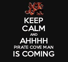 Five Nights at Freddy's: Pirate Cove Man (Foxy) Unisex T-Shirt