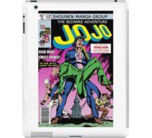 Jojo XMen/Crisis homage iPad Case/Skin