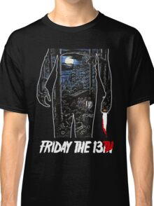 Friday the 13th Movie Poster Classic T-Shirt