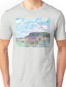 Mount Wellington, from MONA Unisex T-Shirt