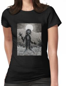 I, Zombie Womens Fitted T-Shirt