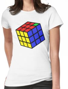 Unsolvable Problem Womens Fitted T-Shirt