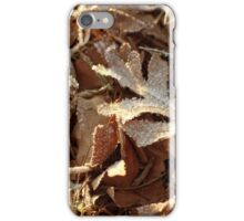 Ice Crystaled iPhone Case/Skin