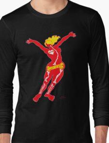 Heartbone - neon Long Sleeve T-Shirt
