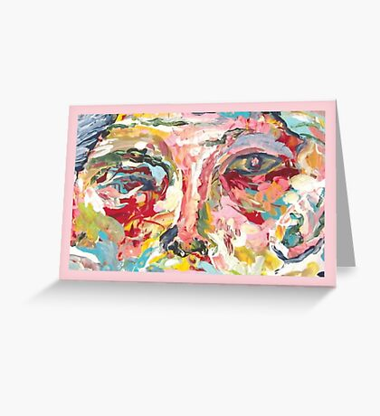 Cage The Elephant Come A Little Closer Greeting Card