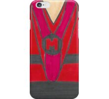 Mike ro wave chest iPhone Case/Skin