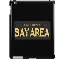 Bay Area California Old School iPad Case/Skin