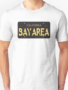 Bay Area California Old School Unisex T-Shirt