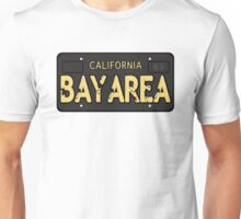 Bay Area California Old School Unisex T-Shirt