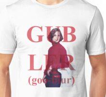 gubler (goo-blur) fashionista  Unisex T-Shirt