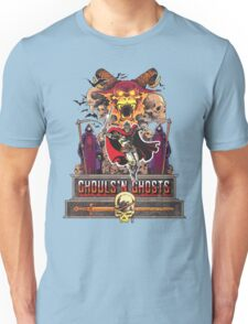 Ghouls 'n Ghosts Unisex T-Shirt