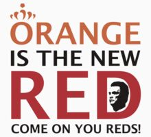 Orange is the New Red (English) by stoopiditees