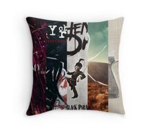 My Chemical Romance Album Art Throw Pillow