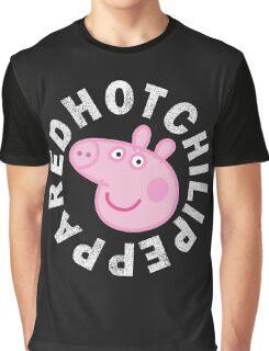 Red Hot Chili Peppa Graphic T-Shirt