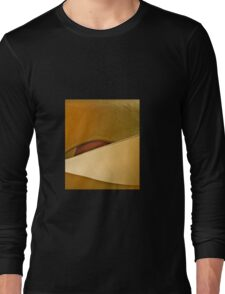 Alberta Gallery of Art Abstract Long Sleeve T-Shirt