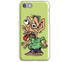 Boogley Man iPhone Case/Skin