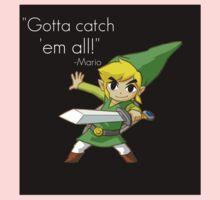 Gotta Catch 'Em All! Kids Clothes